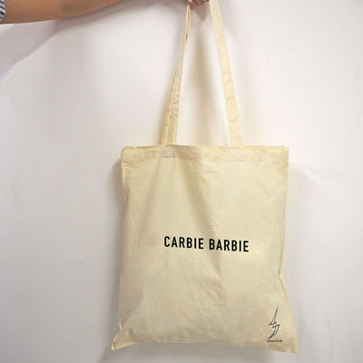 @SRSLYsocial Tote Bag - Carbie Barbie - 8Ball