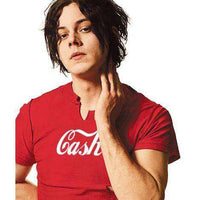 As Worn By Jack White - Cash T Shirt - 8Ball