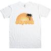 City Sunset - Glasgow T Shirt