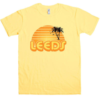 City Sunset - Leeds T Shirt