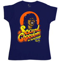 Inspired By Coming To America Womens T Shirt - Sexual Chocolate