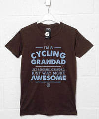 I'm A Cycling Grandad T Shirt