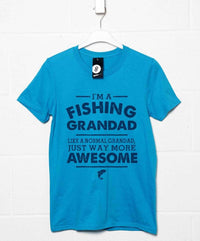I'm A Fishing Grandad T Shirt