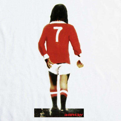 Banksy T Shirt - George Best - 8Ball