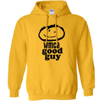 As Worn By Mick Jagger - WMCA Good Guy Hoody - 8Ball