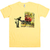 Banksy T Shirt - Grafitti Wallpaper
