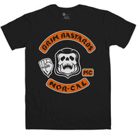Inspired By Sons Of Anarchy Mens T Shirt - Grim Bastards