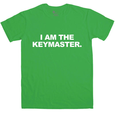 Ghostbusters Inspired T Shirt - Keymaster