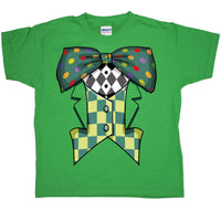 Mad Hatter Kids Fancy Dress T Shirt