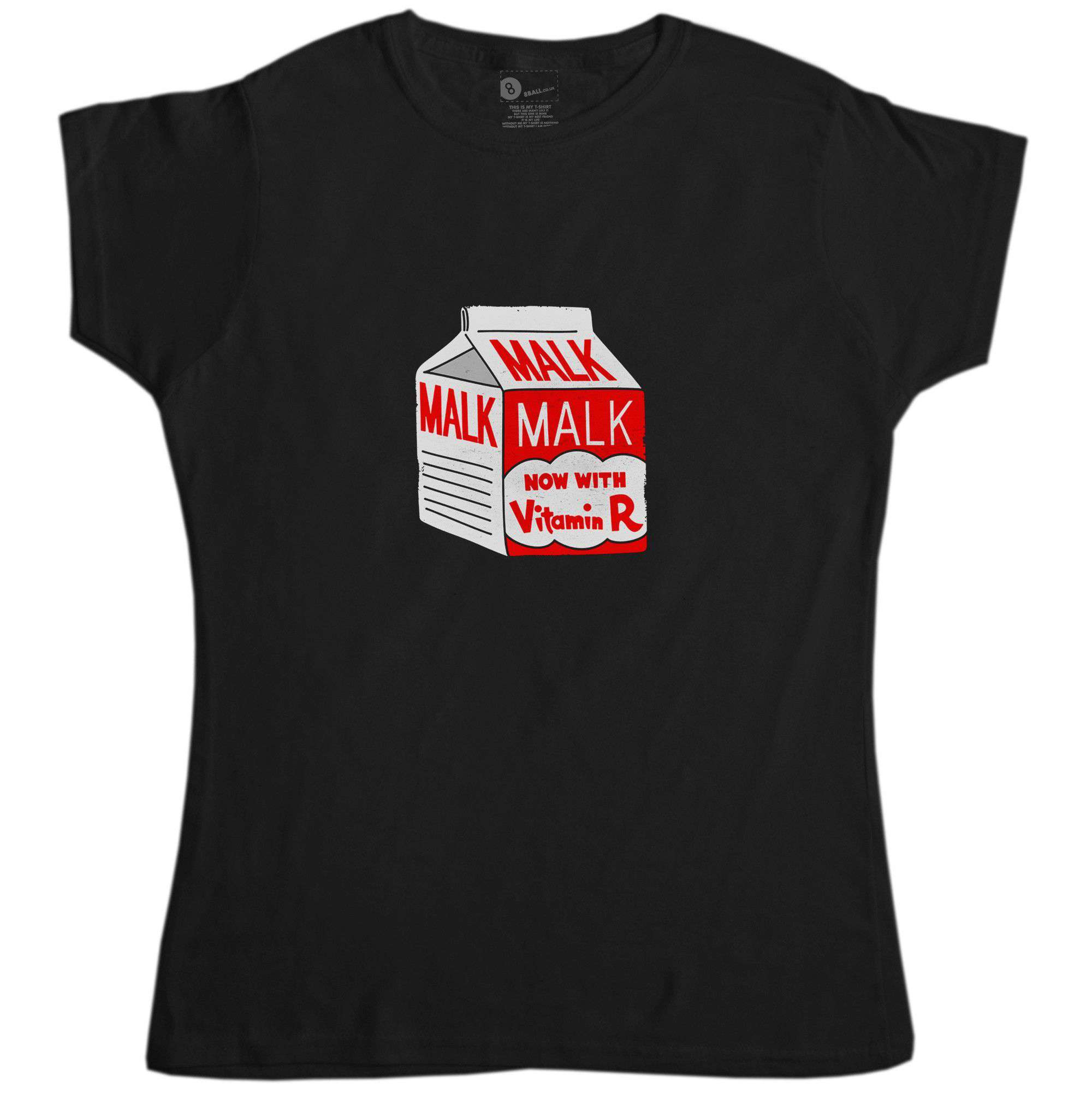 Inspired By The Simpsons Womens T Shirt - Malk