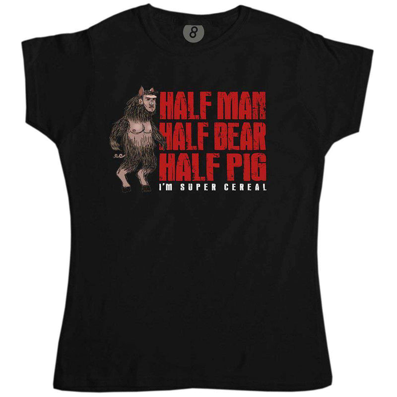 886a97bd9 Manbearpig Super Cereal Inspired By South Park Womens T Shirt ...