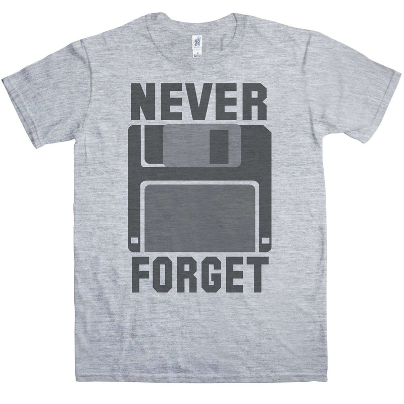e602b4157 Inspired By Silicon Valley Mens T Shirt - Never Forget. '