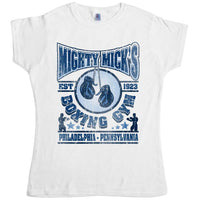 Mighty Micks Boxing Womens T Shirt