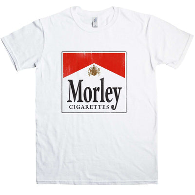 Inspired By The X Files - Morley Cigarettes T Shirt