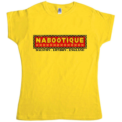 Inspired By The Mighty Boosh - Nabootique Womens T Shirt