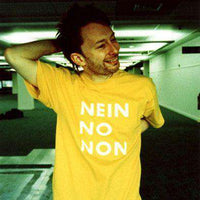 As Worn By Thom Yorke - Nein No Non T Shirt