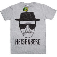 Breaking Bad T Shirt - Heisenberg Sketch