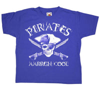 Pirates Aarrgh Cool Kids T Shirt