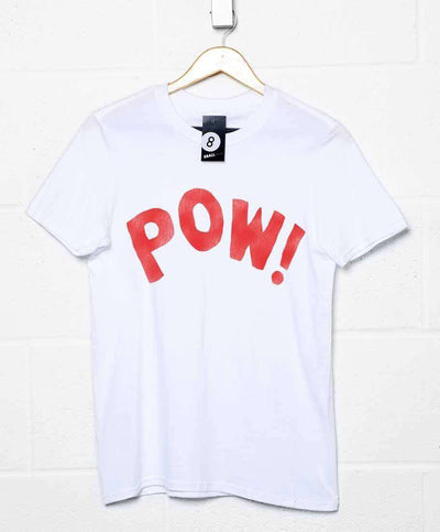 As Worn By Keith Moon - Pow T Shirt