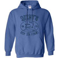 Inspired By Jaws Hoody - Quints Deep Sea Fishing