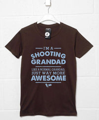 I'm A Shooting Grandad T Shirt