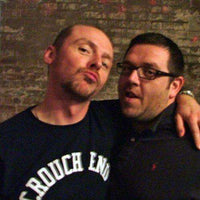 As Worn By Simon Pegg T Shirt - Crouch End