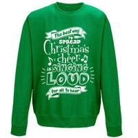 Christmas Sweatshirt - Spread Christmas Cheer