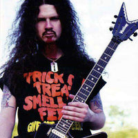 As Worn By Dimebag - Trick Or Treat Smell My Feet T Shirt - 8Ball