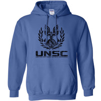 Inspired By Halo Hoody - UNSC