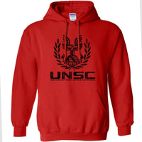 Inspired By Halo Hoodie - UNSC