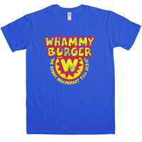 Inspired By Falling Down - Whammy Burger T Shirt