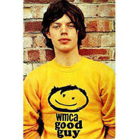 As Worn By Mick Jagger - WMCA Good Guy T Shirt
