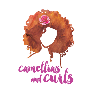 camellias and curls