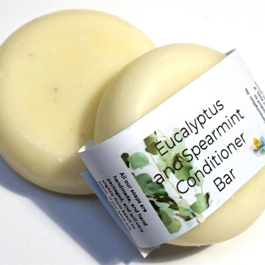 Eucalyptus Spearmint Conditioner Bar
