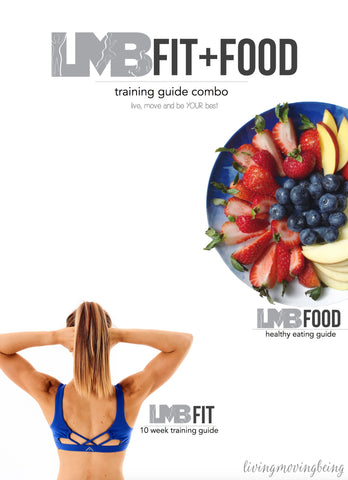 LMBfit+LMBfood training guide combo - livingmovingbeing - 1
