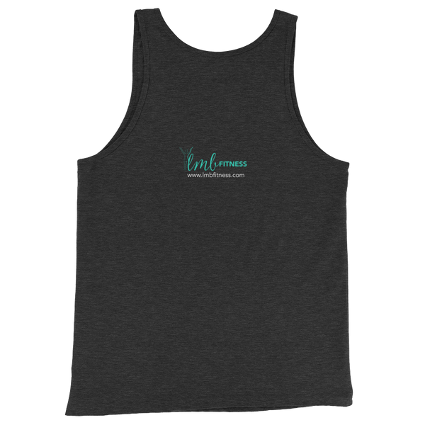 "special edition* ""bar night"" - unisex workout tank"