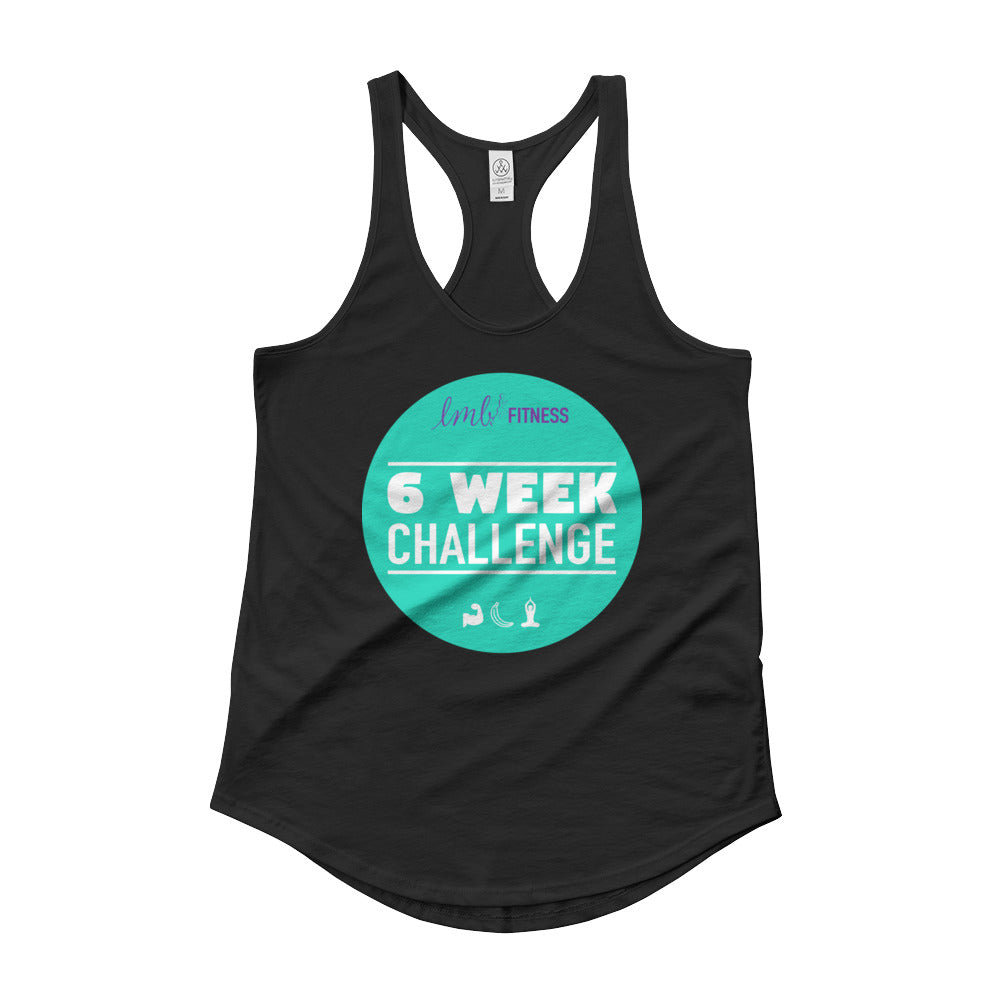 Special Edition LMB Fitness 6 Week Challenge ladies tank