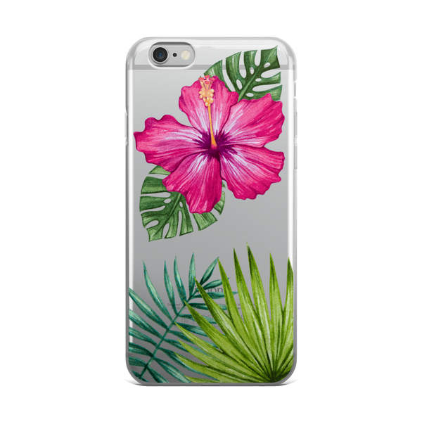iPhone 5/5s/Se, 6/6s, 6/6s Plus case - in bloom