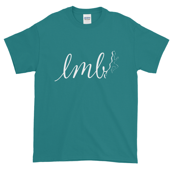 lmb classic men's tee - black or jade
