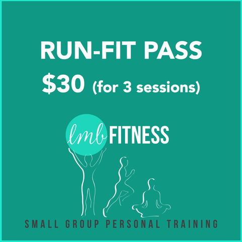RunFit 3-session Pass