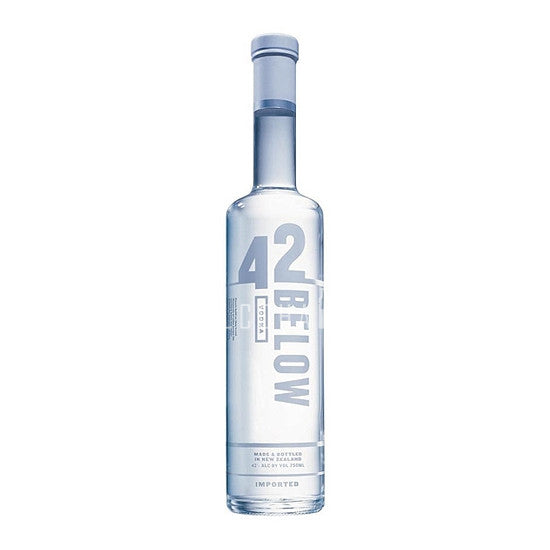 42 Below Pure Vodka 750ml