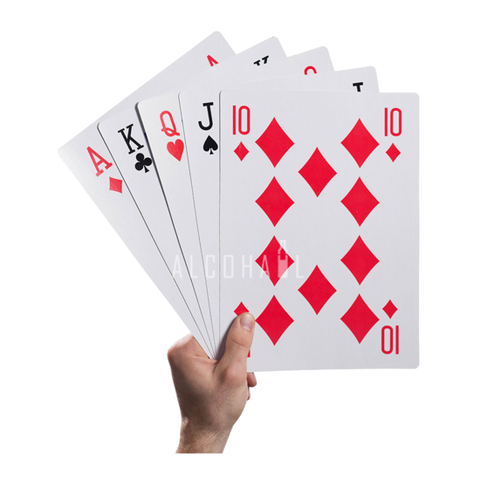 A4 Jumbo Playing Cards