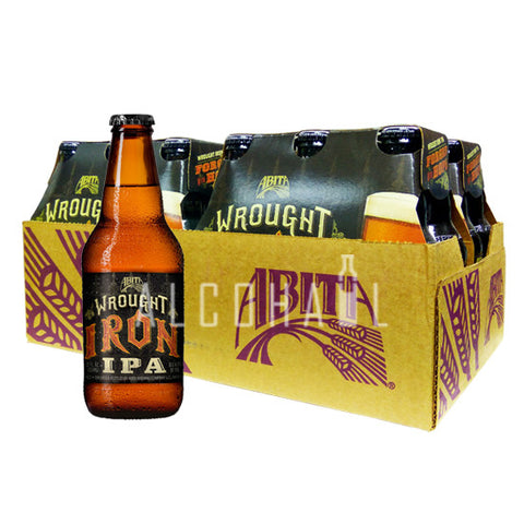 Abita Wrought Iron IPA - Case 24 x 355ml
