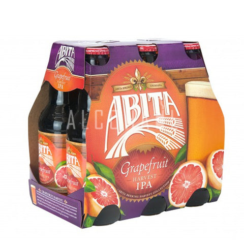 Abita Grapefruit Harvest - Pack 6 x 355ml
