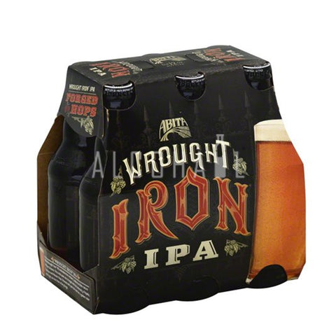 Abita Wrought Iron IPA - Pack 6 x 355ml