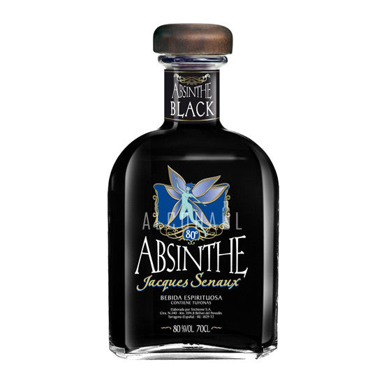 Absinthe Jacques Senaux Black 80% 700ml