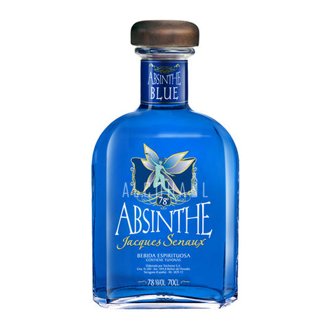 Absinthe Jacques Senaux Blue 78% 700ml