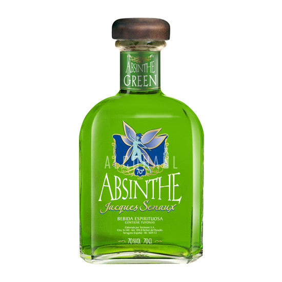 Absinthe Jacques Senaux Green 70% 700ml