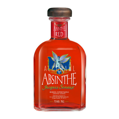 Absinthe Jacques Senaux Red 75% 700ml