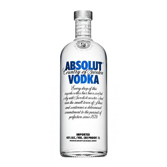 Absolut Vodka Blue 750ml